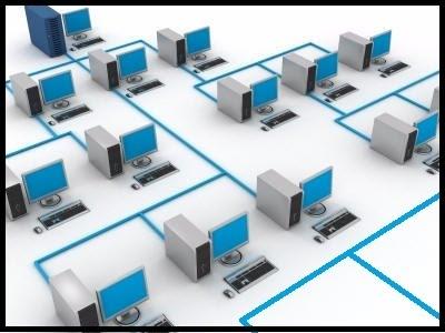 Instalacion de redes for Red de una oficina
